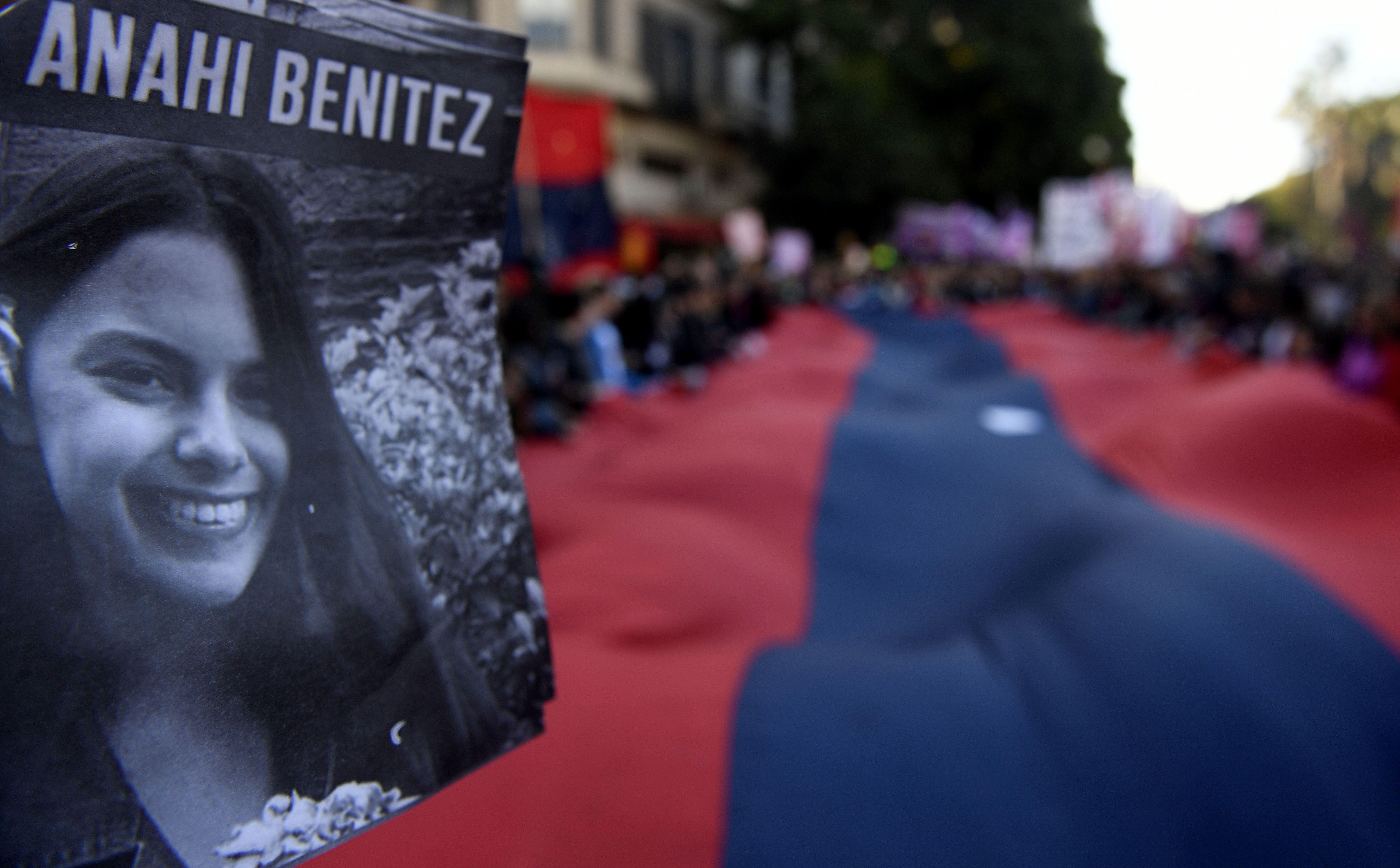 Confirman que Anahí Benítez fue violada y tiene ADN del abusador