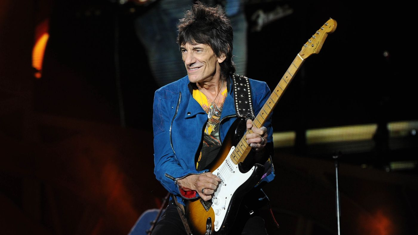 Ronnie Wood padeció cáncer