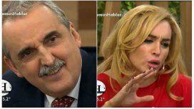 Guillermo Moreno y Fátima Florez