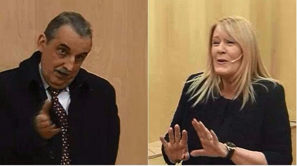 Moreno y Stolbizer hablaron sobre infidelidad en la pareja