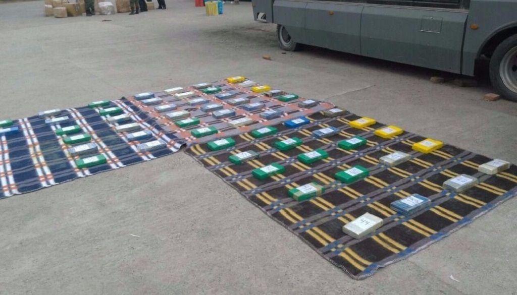Secuestraron 83 kilos de cocaína en Orán - Crédito: eltribuno.info