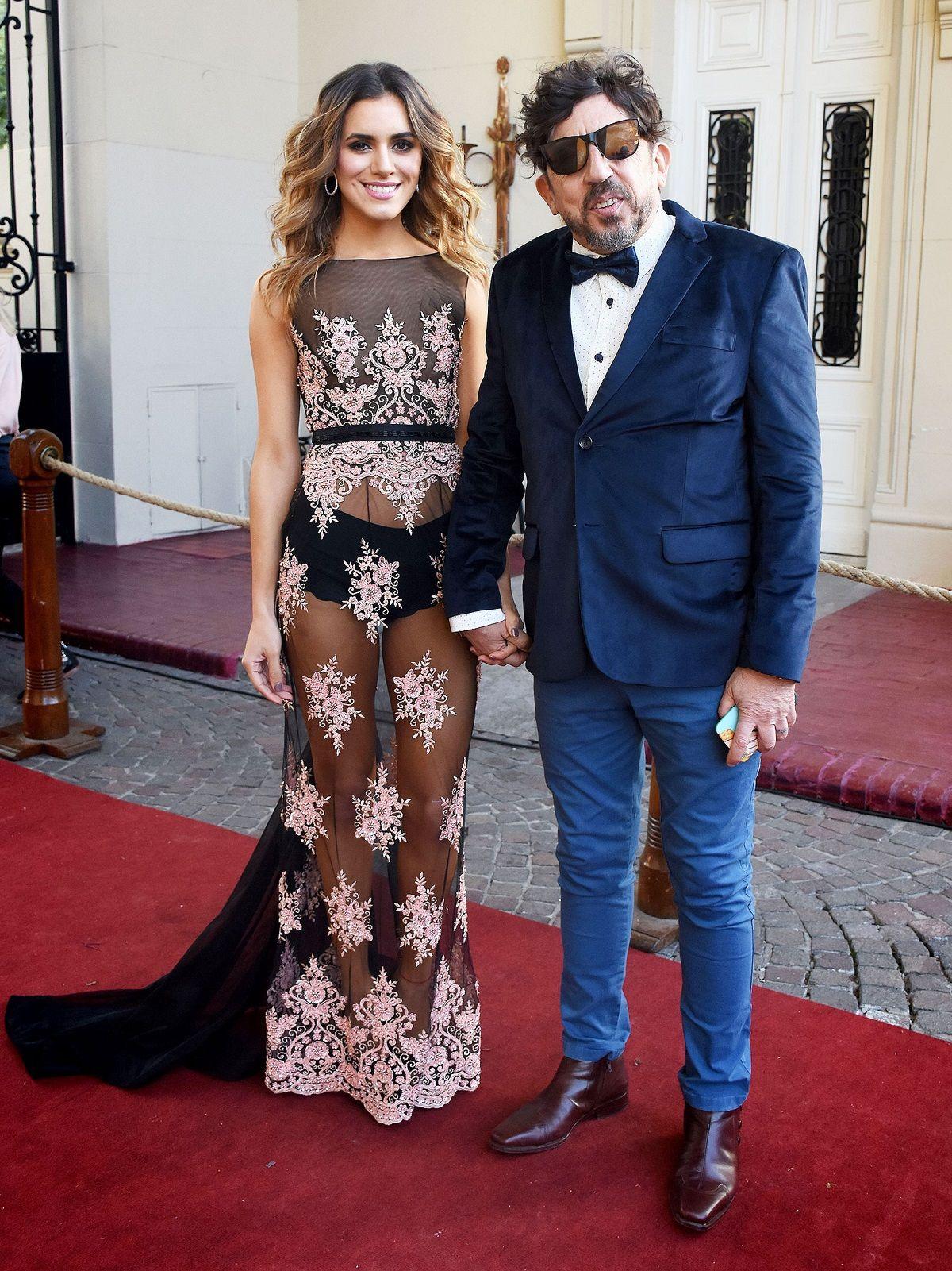 La novia de Huevo Müller insultó a Ángel de Brito