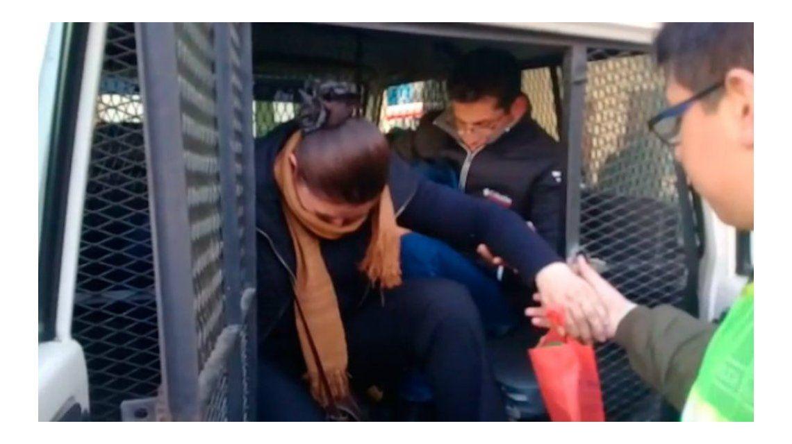 Los hijos de Carmen fueron arrestados por intento de homicidio