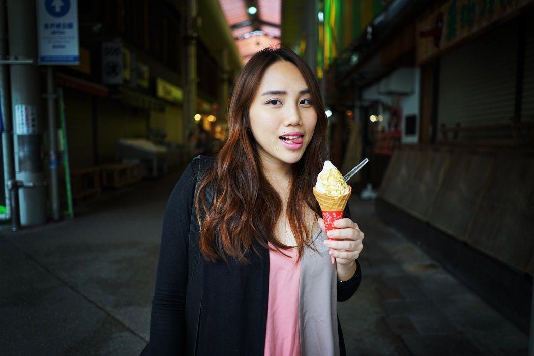 Para gente sin apuro: los japoneses inventaron el helado que no se derrite