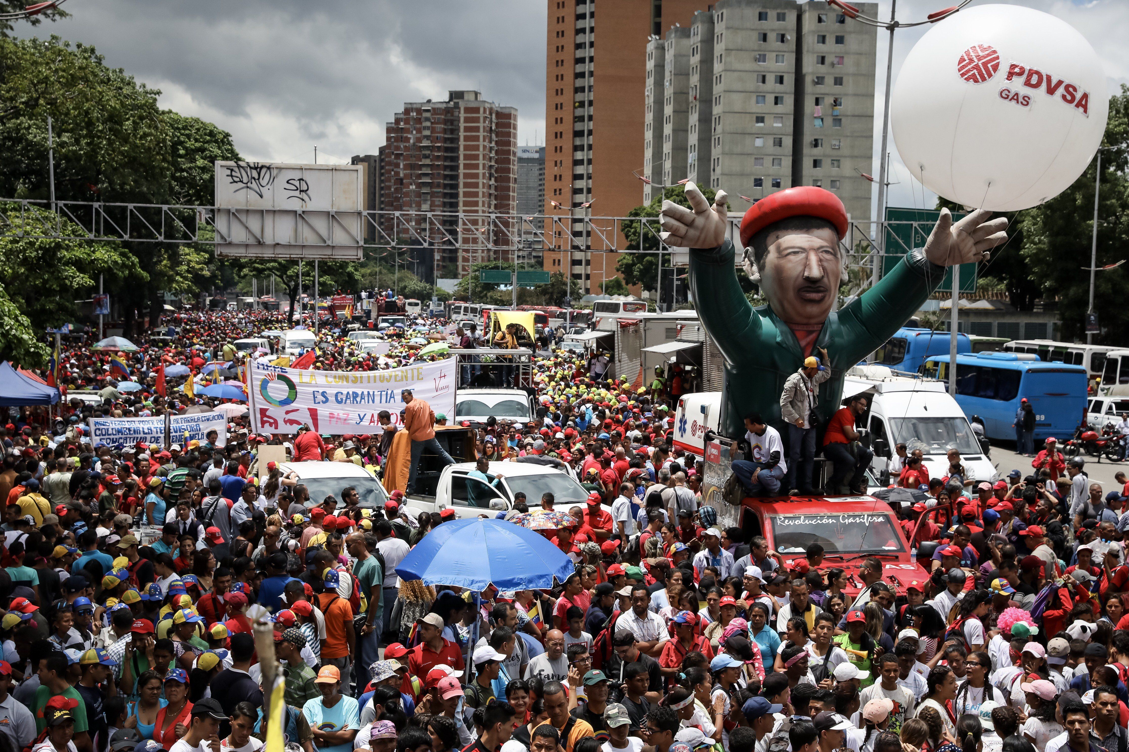 Asumió la Asamblea Constituyente en Venezuela