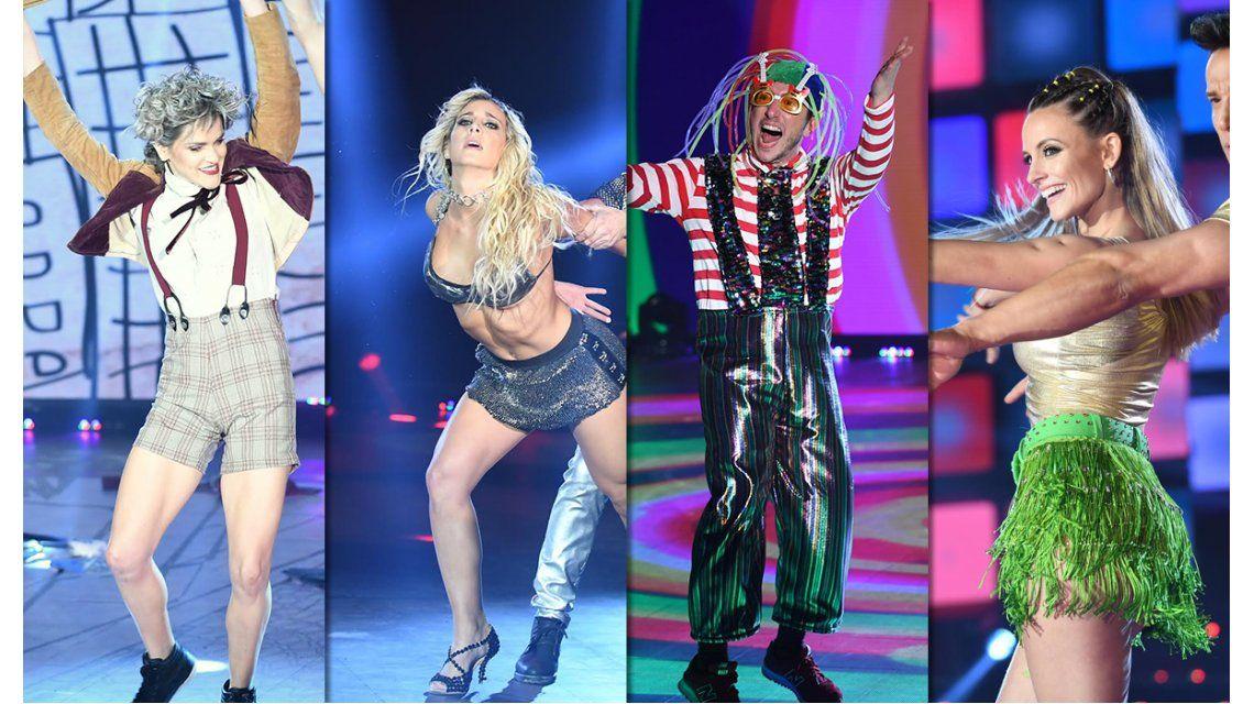 Los famosos que bailan hoy