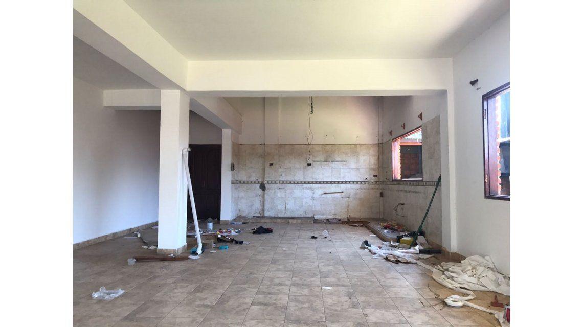Polémica por Sala: para Morales irá presa a una mansión pero está en ruinas