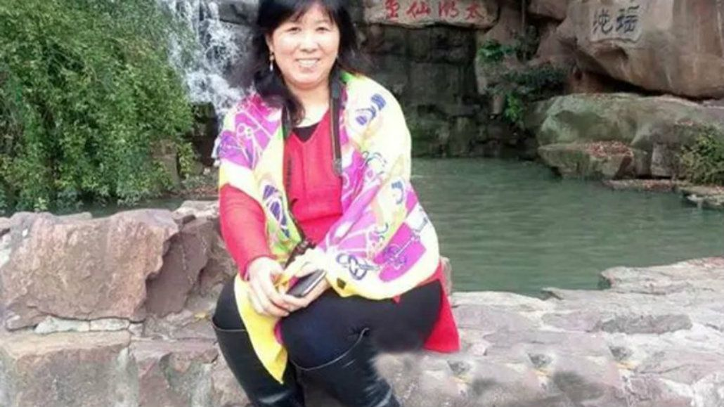 Zhan Wenlian murió a los 49 años por un cáncer de pulmón