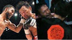 video: el ko de luis nery a shinsuke yamanaka