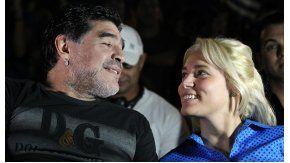 Maradona y Oliva, reconciliados