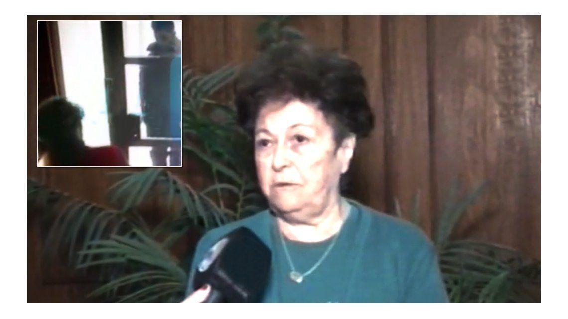 VIDEO: Una abuela perdió todos sus ahorros con el cuento del tío