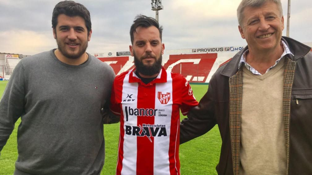 Ezequiel Videla regresó a Instituto de Córdoba