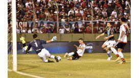 River venció a Atlas por la Copa Argentina