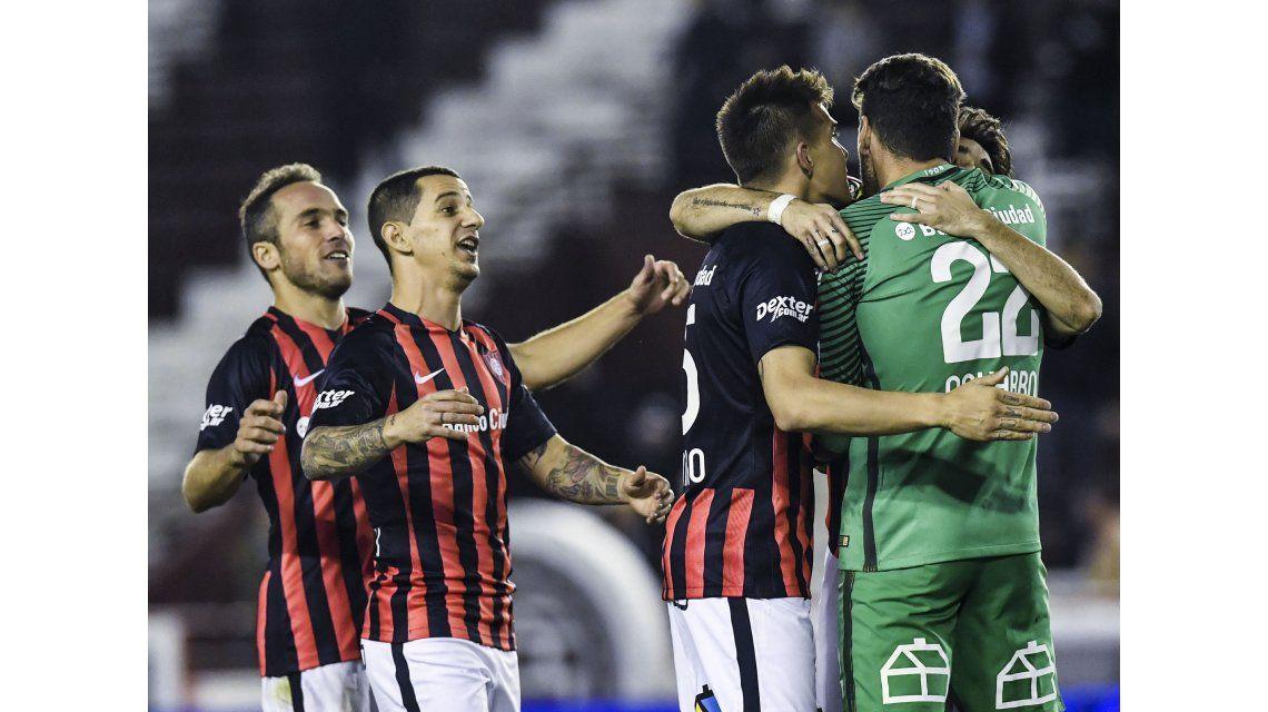 San Lorenzo recién pudo superar a Cipolletti en los penales