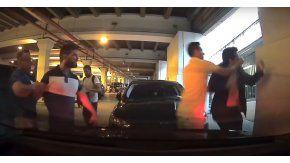 Atacaron a un ejecutivo de Uber en España