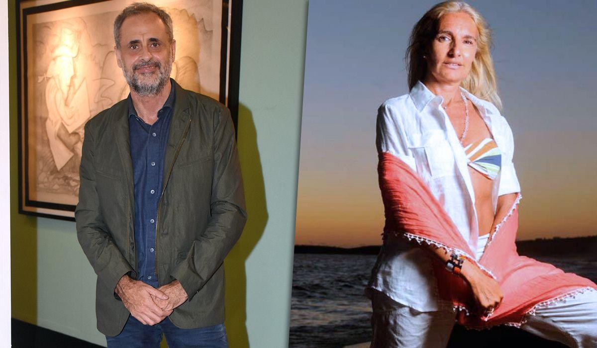 Jorge Rial sobre Silvia DAuro