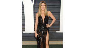 Jennifer Aniston, furiosa
