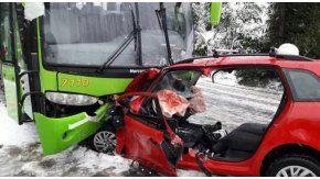 un acompanante de giallombardo explico como fue el tremendo accidente