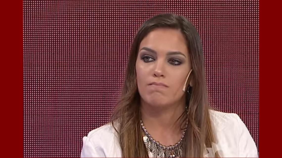 Rocío Robles dio detalles sobre la tormentosa relación con un ex novio.