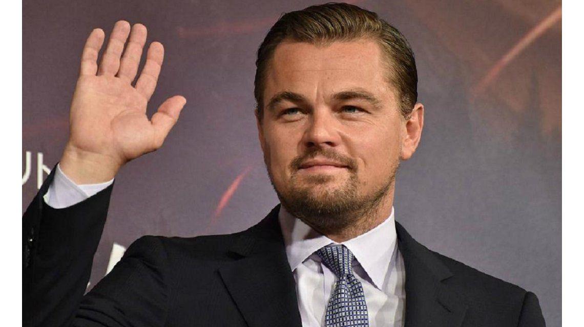 Leonardo DiCaprio interpretará una biopic.