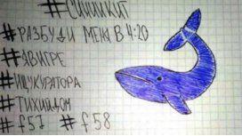 Una joven denunció que fue violada por varios chicos en el juego de la ballena azul