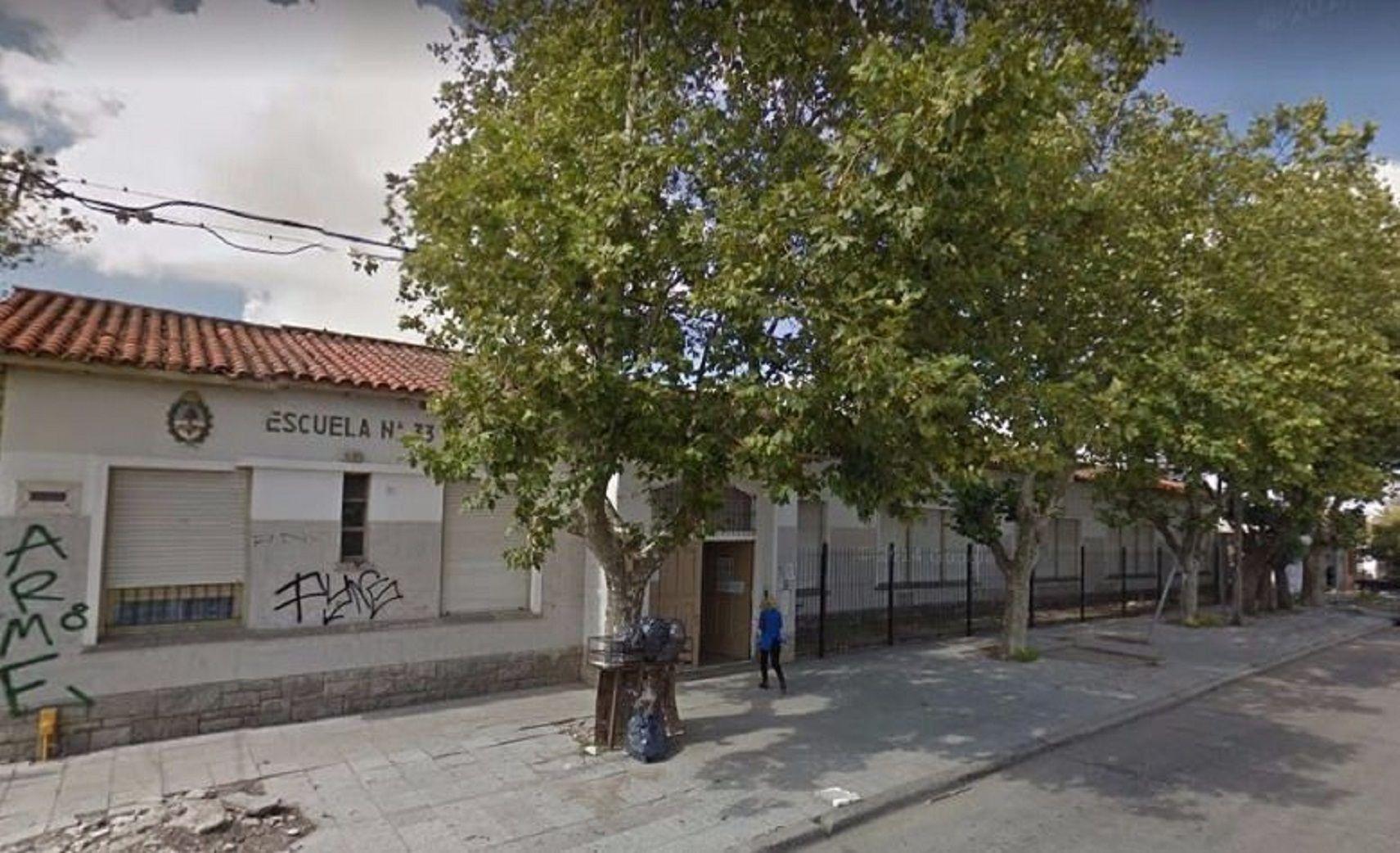 Escuela Primaria Nº 33 de Nasser y Luro