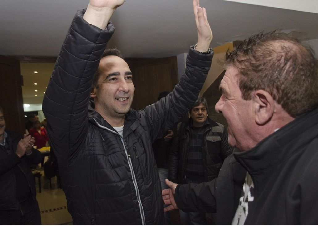 Tagliaferro ratificó su liderazgo en Morón con un importante triunfo