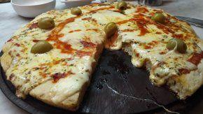 se viene la maraton de la pizza mas larga de la historia argentina