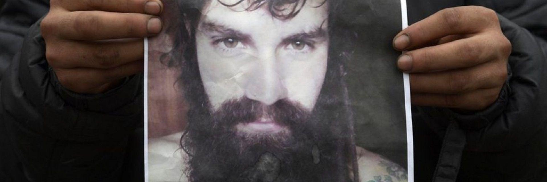 Santiago Maldonado es buscado desde el 1° de agosto