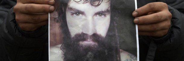 Santiago Maldonado es buscado desde el 1° de agosto<br>