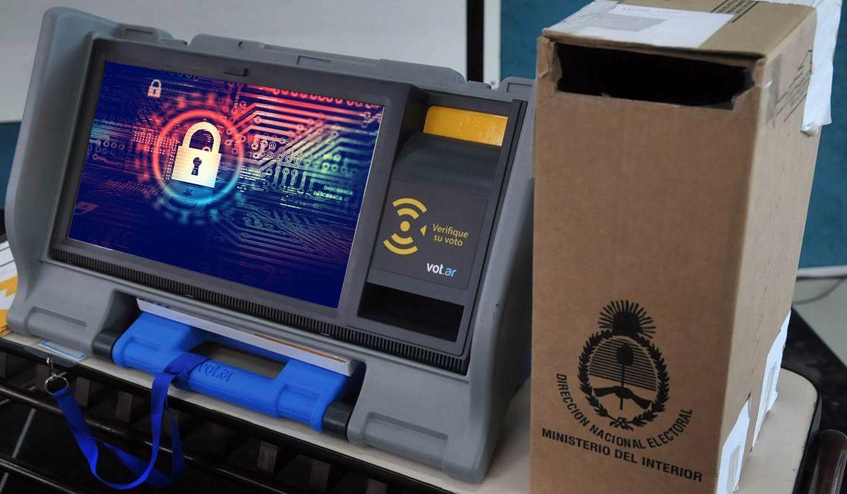 La inseguridad en los sistemas del voto electrónico