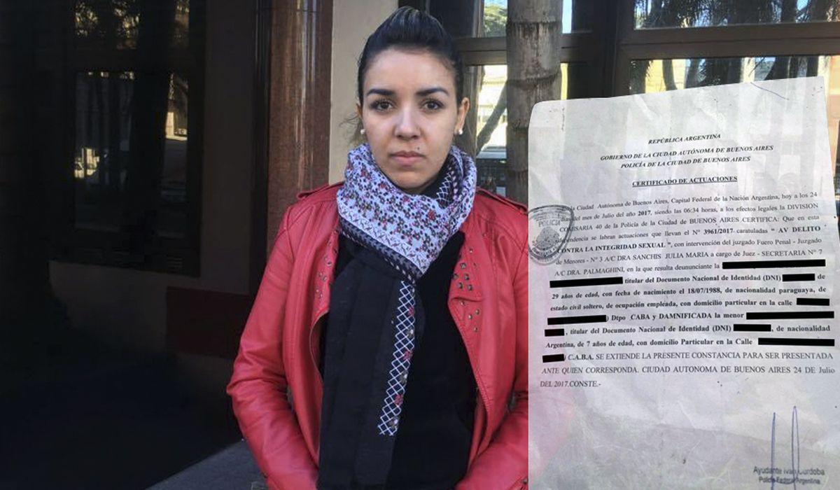 Jacqueline pide justicia por su hija