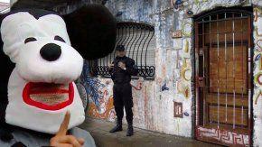 mickey y su pandilla dejaron la casa y no fueron a declarar