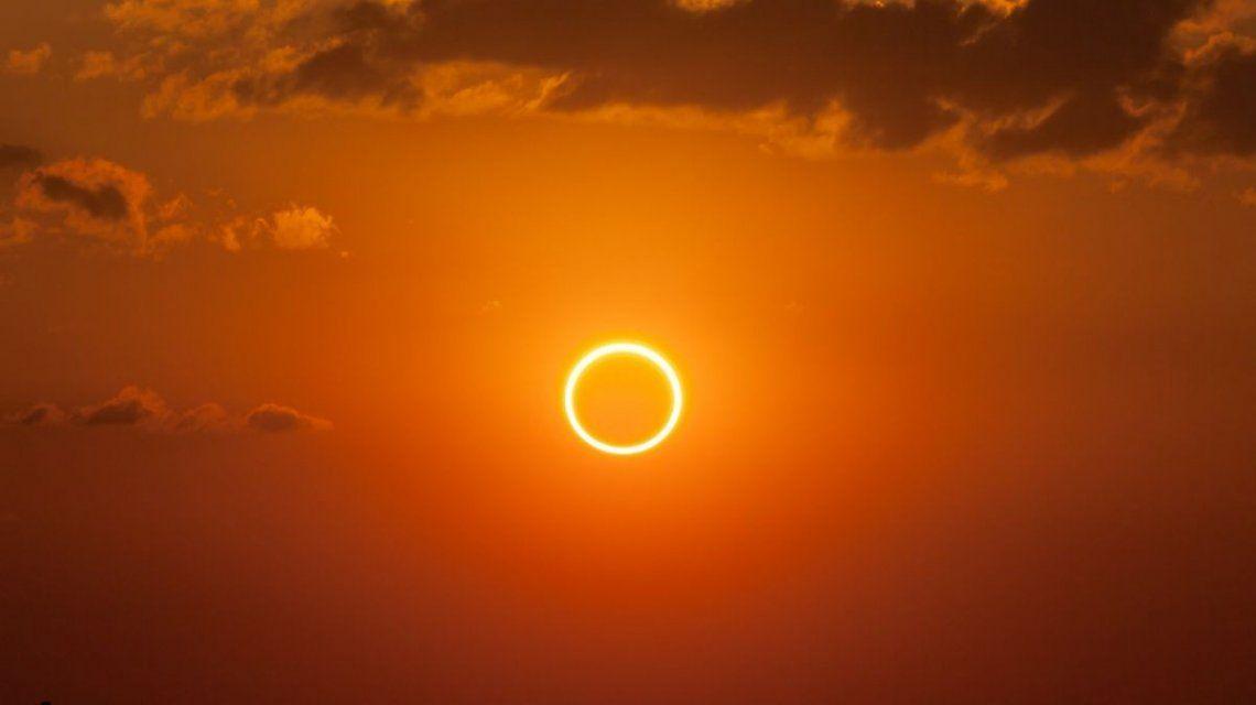 El eclipse solar del lunes se podrá ver por Twitter