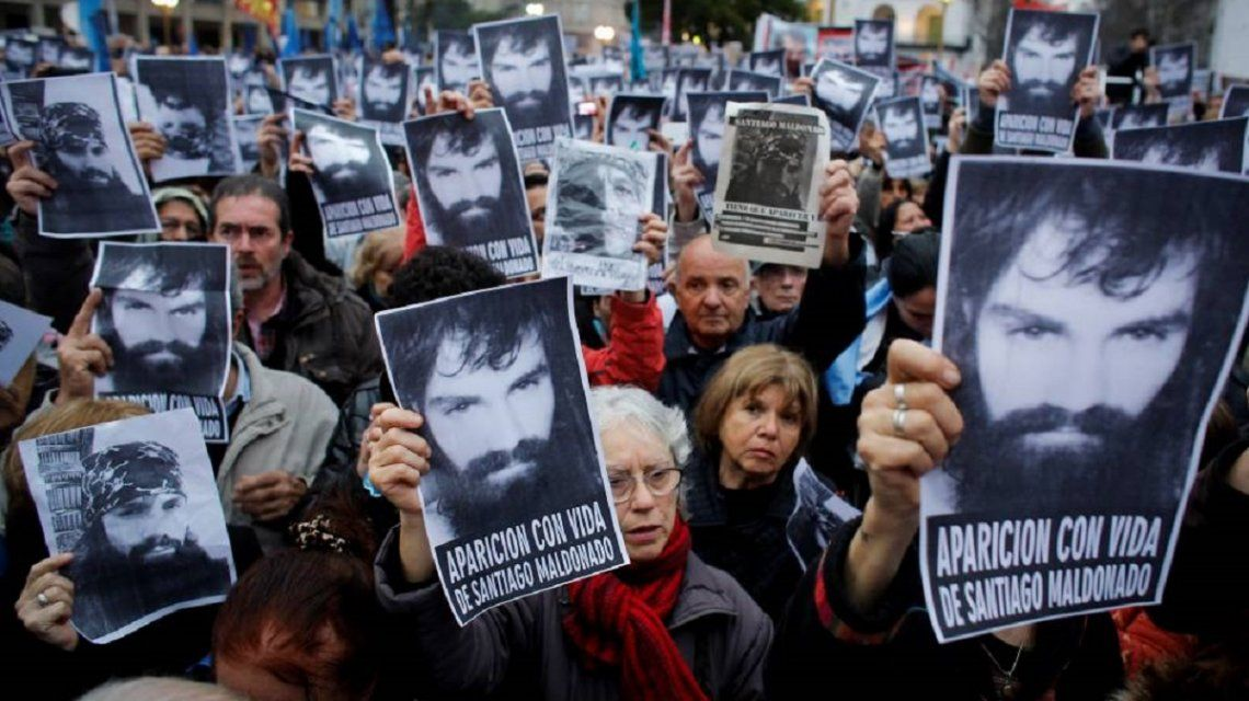 Interpol se sumó a la búsqueda de Santiago Maldonado