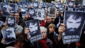 el gobierno pide respetar la investigacion por el caso de santiago maldonado