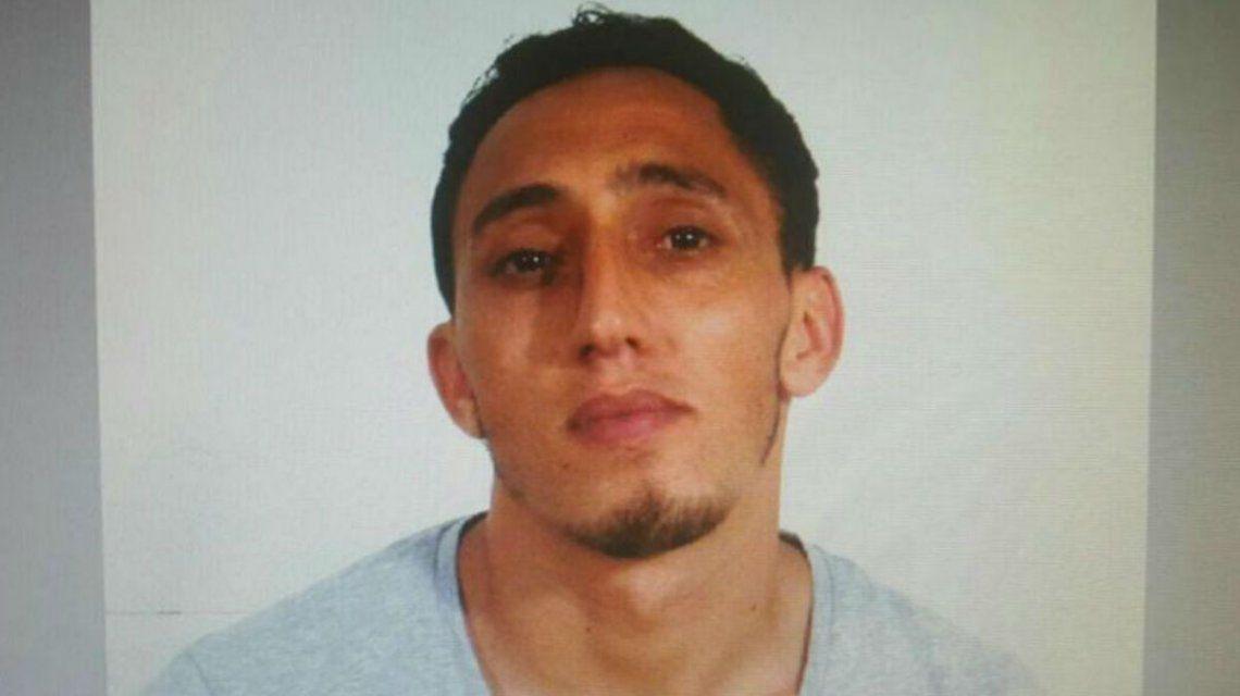 Este sería el presunto autor del atentado de Barcelona