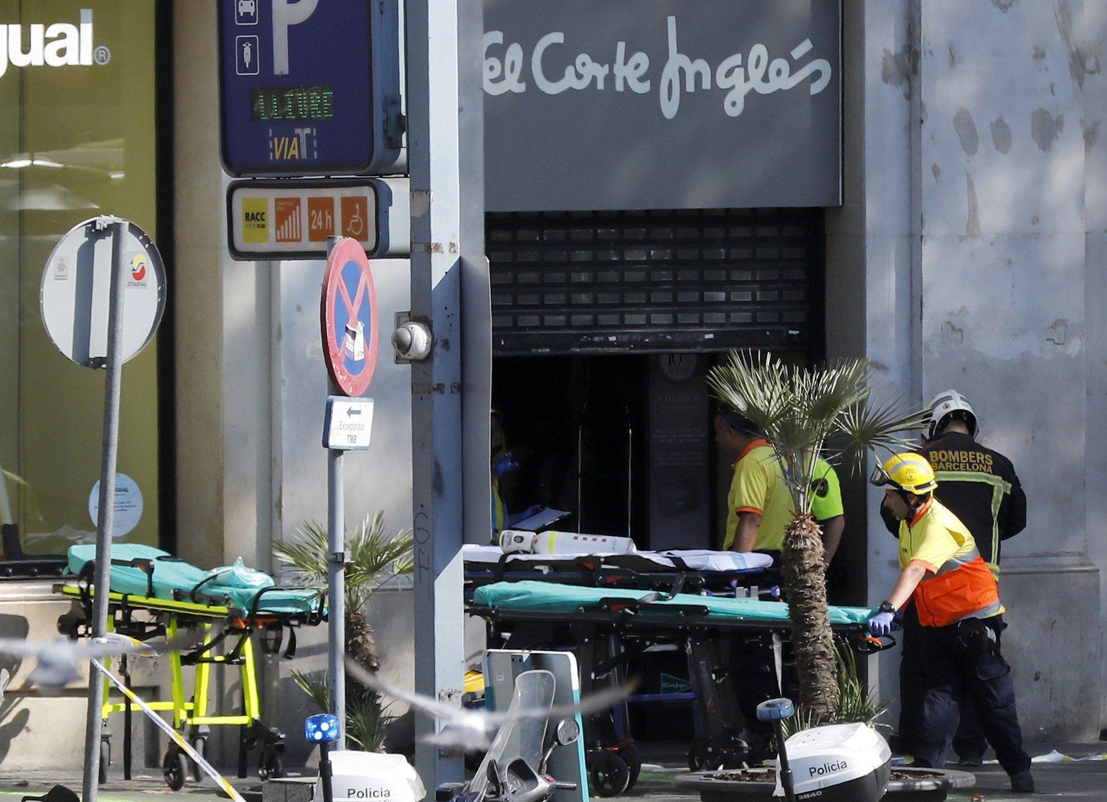 Lionel Messi y el mundo del fútbol, conmovidos por el atentado en Barcelona