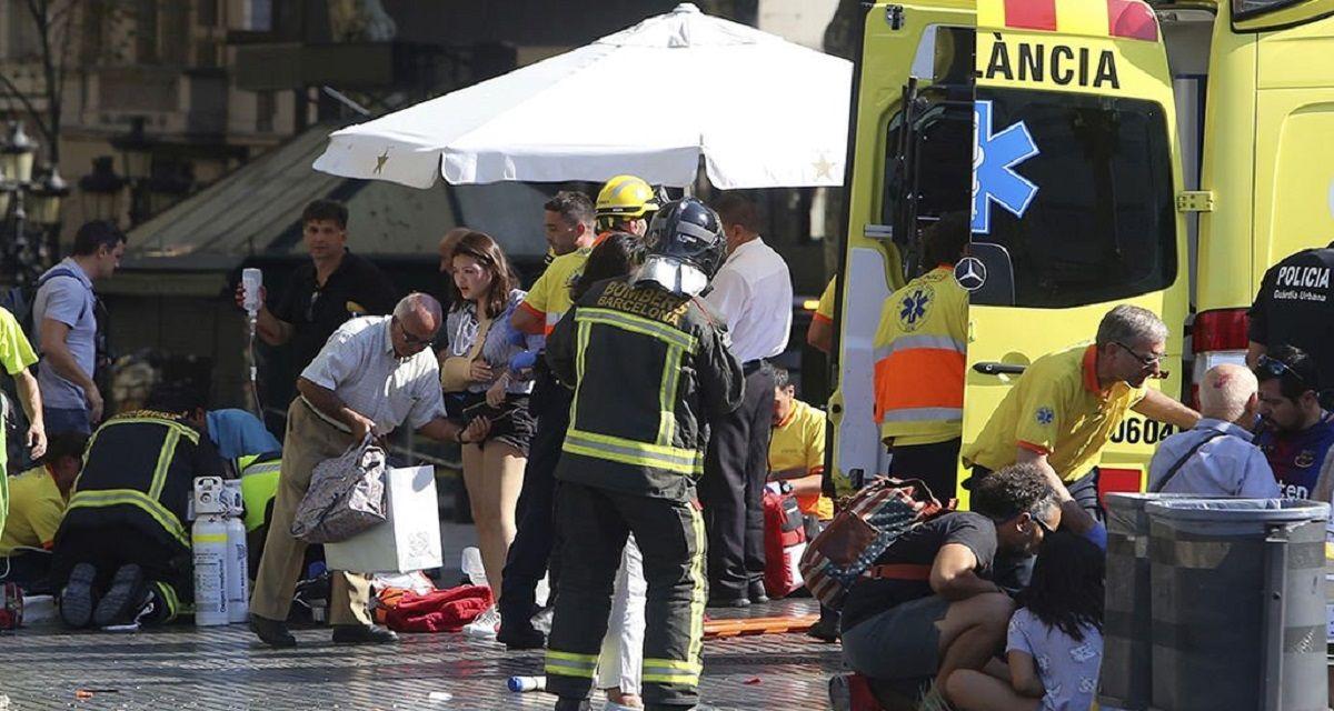 El desgarrador testimonio de un argentino, sobreviviente del atentado en Barcelona