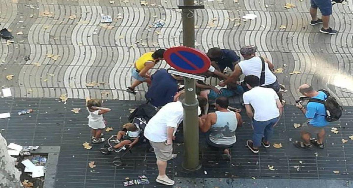 Atentado en Barcelona: dos argentinos resultaron heridos