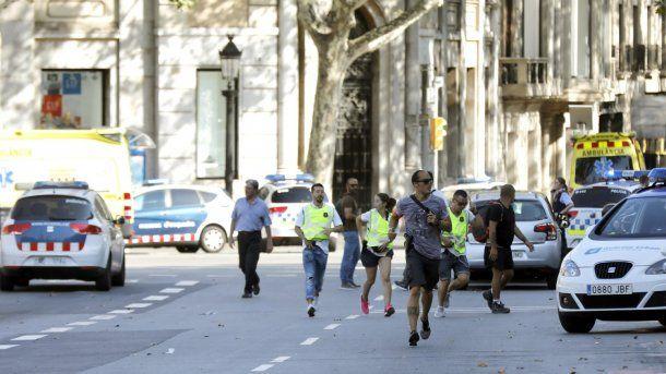 ¿Cómo están de salud los argentinos heridos en el atentado de Barcelona?