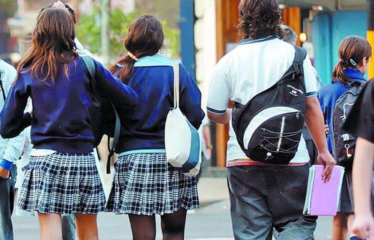 Las cuotas de los colegios privados también suben.