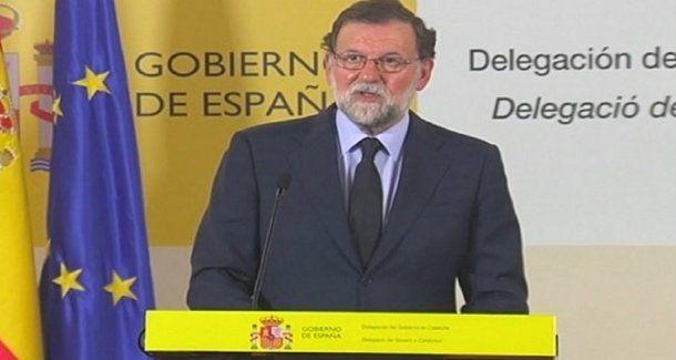 <p>Mariano Rajoy, presidente Español</p>