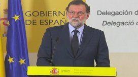 Mariano Rajoy decretó 3 días de duelo