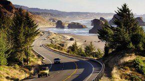 La ruta panorámica de California es puro relax para los amantes del volante