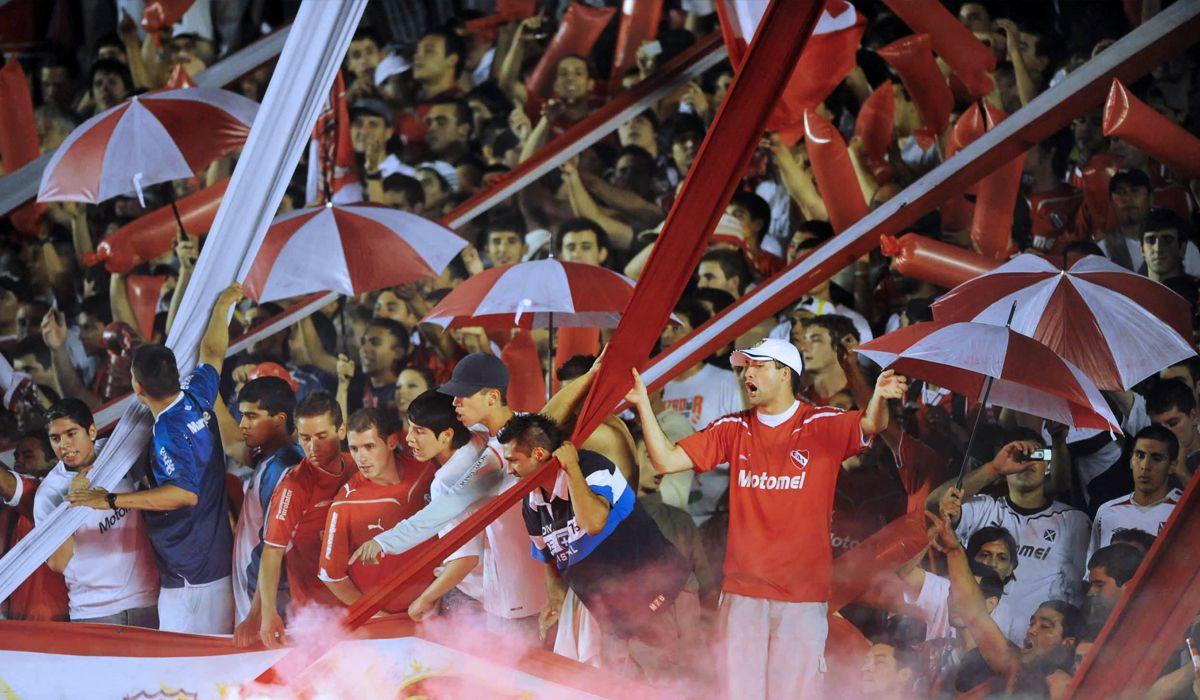 Barrabrava de Independiente