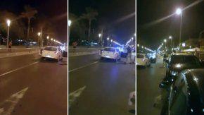 video: asi abatieron a uno de los terroristas