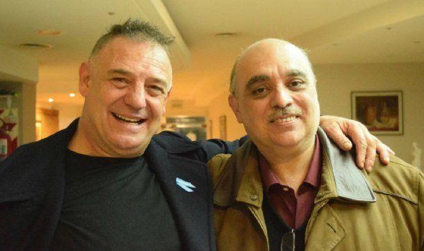 Ricardo Iorio se reunió con Alejandro Biondini en Luján<br>