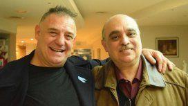 Ricardo Iorio se reunió con Alejandro Biondini en Luján