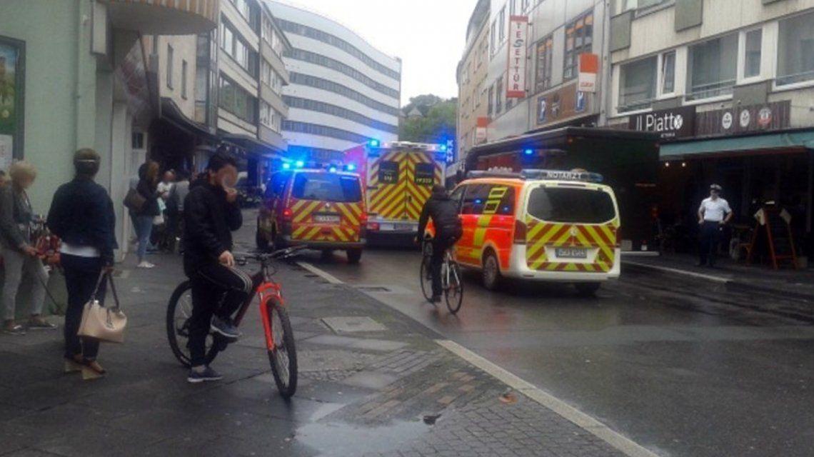 Otro ataque en Europa: un muerto y un herido por arma blanca en Alemania
